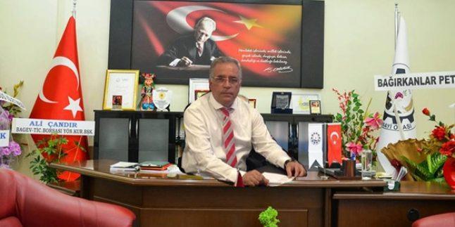 """Dinar TSO Başkanı Bağırkan; """"19 MAYIS ATATÜRK'Ü ANMA GENÇLİK VE SPOR BAYRAMIMIZ KUTLU OLSUN"""""""