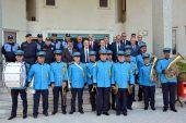 Vali Tutulmaz'dan Başkan Sarı'ya Hayırlı Olsun Ziyareti
