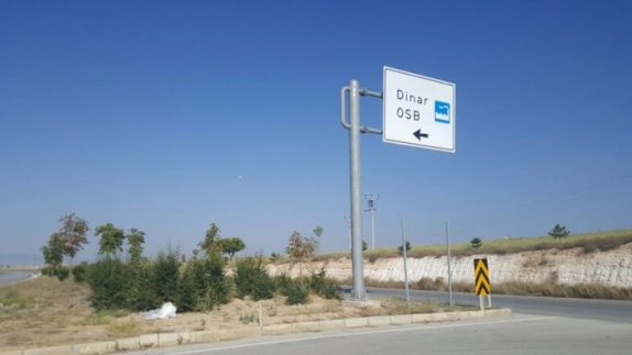 OSB'ye Doğalgaz ve Arıtma Tesisi Kurulmalı