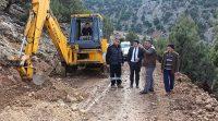 Başmakçı Kaymakamı Halil Yazıcı Köyleri Ziyaret Etmeye Devam Ediyor