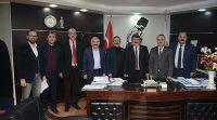 Belediyemiz ile Hizmet İş Sendikası Arasında Toplu İş Sözleşmesi İmzalandı