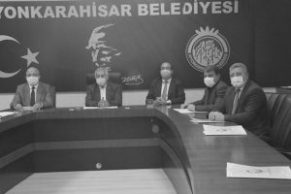 Başkan Sarı, Çevre Hizmetleri Birliği Encümen toplantısına katıldı